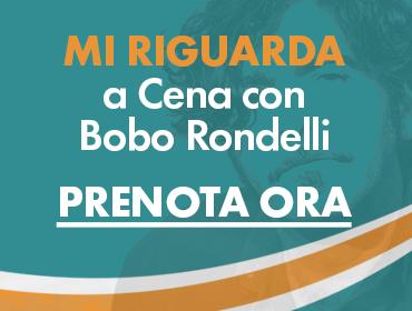 Mi riguarda: a cena con Bobo Rondelli