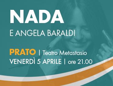 Nada e Angela Baraldi in concerto